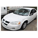 (34103) 2005 Dodge Stratus -- miles 44449