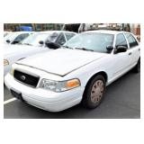 (58163) 2008 Ford Crown Vic, 54311 miles