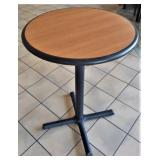 "BAR HEIGHT TABLE, 30"" (your bid times 3)"
