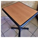DINING TABLE, 24 X 30 (your bid times 4)