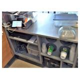 POS COUNTER, CUP DISPENSERS, 36 X 48