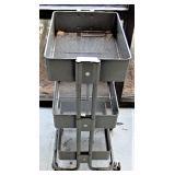 Three Tier Cart (Metal)