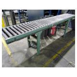 Rolling Conveyor Table, 10