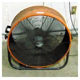 """MAX AIR PRO Barrel Fan, 24"""""""