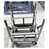 """Metal Material Cart, 24"""" X 25"""""""