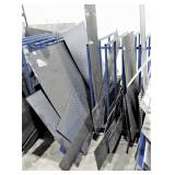 Aluminum & Carbon Steel Remnents