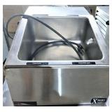 APW 4 pan condiment chiller, Model RTR-4
