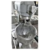 HOBART 20 qt mixer with ss bowl and whisk