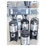 BUNN Air Pot Brewer/hard wired