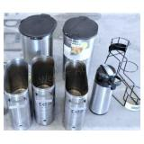 Coffee & Tea Canisters / Missing Parts