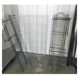 Wire Dish Drying Racks (4)