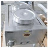 WELLS 2 Well Soup Warmer / Model SMTP
