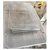 Cooling Racks / (2) full-size / (3) half-size