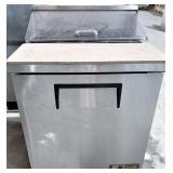 TRUE prep cooler, Model TSSU-27-08