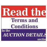 """Please read the """"AUCTION DETAILS"""""""