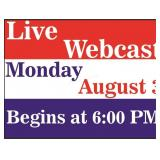Live Webcast Auction begins at 6PM on 2/3/2020