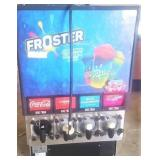 "4 flavor ""ICEE"" style machine, Model FBD-564"