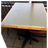 DINING TABLE, 24 X 30
