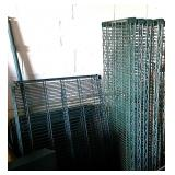 WIRE SHELVES ONLY, 12 x 72