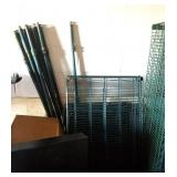 WIRE SHELVES ONLY, 24 X 60