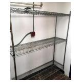 WIRE SHELVING UNITS