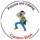CATALOG AND PICTURES COMING SOON