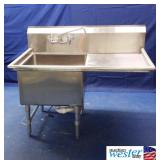 Prep Sink-BUY IT NOW FOR $350