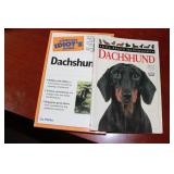 BOOKS ON RAINING A DACHSHUND