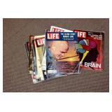 1960S & 1970S LIFE MAGAZINES