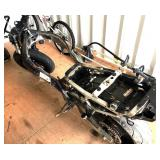 MOTORCYCLE - unclaimed property (PARTS ONLY)