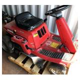 RIDING MOWER - unclaimed property