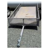 UTILITY TRAILER - unclaimed property
