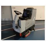 Tomcat GTX Model 30-D Ride On 36V Floor Scrubber