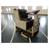 Tomcat Model 250 Ride on 36V Floor Scrubber