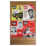 4- Vintage Baseball Digests