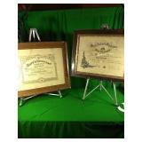 School diplomas