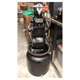 Ritter Antique Dentist Air Compressor