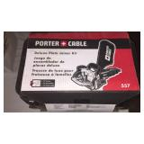 Porter Cable Deluxe Plate Joiner Kit