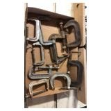 Box of C Clamps