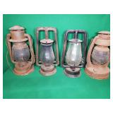 Old Assorted Lanterns