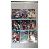 9 Collector Basketball Cards