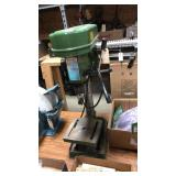 Central Machinery Model S-987 Bench Top Drill