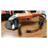 "Chicago Electric 9"" Angle Grinder"
