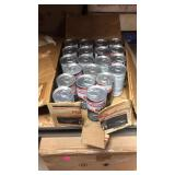 20- Cans Of Quick Silver Formula 50-D