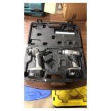 Craftsman 14.4v Cordless Drill & Flashlight