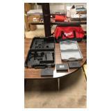 Milwaukee Tool Bag & Empty Cases