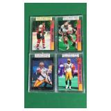 4- Limited Edition Sports Cards- See Pics
