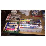 3- Boxes Of VHS movies- Disney/ History/ Childrens