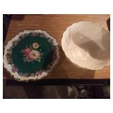 Floral plate and Holiday hostess collection L