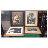 4- Framed Prints/ Pictures